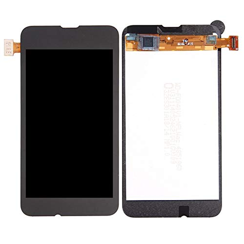 LIAOTIAN LCD Screen Replacement Tools LCD Screen and Digitizer Full Assembly for Nokia Lumia 530 Nokia Spare
