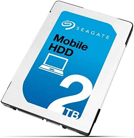 Seagate 2TB Mobile HDD 2 5 SATA Laptop Hard Drive 7mm 128MB Cache product image