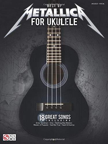 Best of Metallica for Ukulele: Ukulele/Vocal with Tab