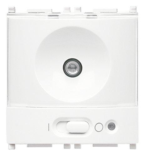 Vimar Torcia più Presa di Ricarica, 230V, Bianco