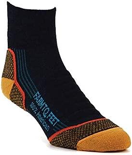 Damascus Lightweight Elite Hiking 1/4 Crew Socks