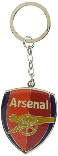 Arsenal F.C. Arsenal Llavero, Unisex Adulto, Rojo, Talla...