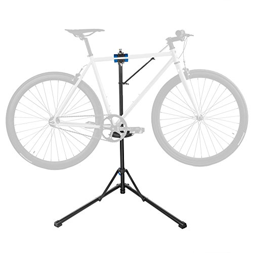 RAD Cycle Products Pro Bicycle Adjustable Repair Stand Holds up to 66 Pounds or 30 kg with Ease for Home or Shop Road Pro Stand