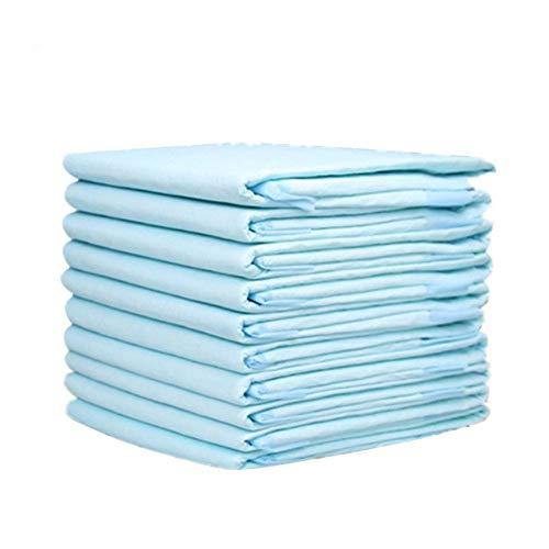 Xiaolizi 30pcs Lite Dunne Sectie Volwassen Zorg Pad Voor Ouderen Met Wegwerp Verpleegkussen Luiers 60 * 90cm Luierpad Maternal Calving Mat
