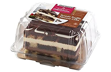 The Original Cakerie Simply Original, Tuxedo Truffle Mousse Cake, 18.1 oz