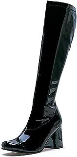 GoGo Adult Shoes Black - Size 9