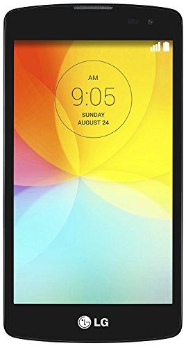 LG L Fino Smartphone (11,4 cm (4,5 Zoll) IPS-Display, 1,2-GHz-Quad-Core-Prozessor, 8-Megapixel-Kamera, Micro-SIM, 4 GB interner Speicher, Android 4.4) weiß