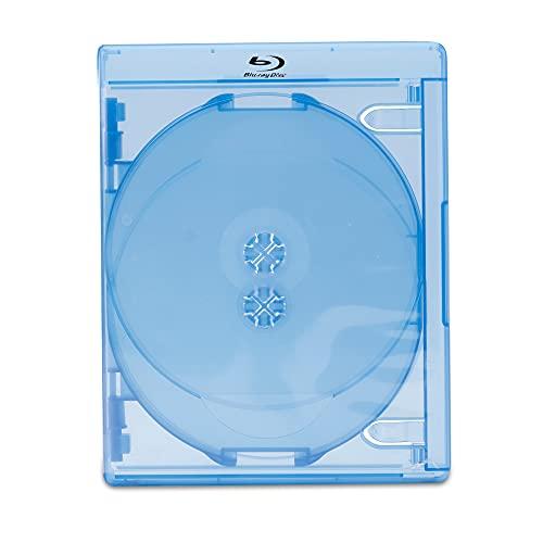Dragon Trading Viva Elite Blu-Ray-Hülle für 6 Discs, 15 mm, 5 Stück