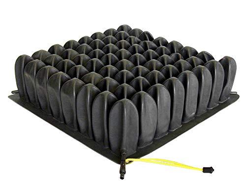 床ずれ予防クッション ロホクッション ハイタイプ 43×43cm(9×9セル)【体圧分散ロホ・ベストセラーシリーズ ROHO HIGH PROFILE Single Compartment】