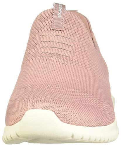 Skechers 12837-mve, Zapatillas Mujer, Pink, 40 EU