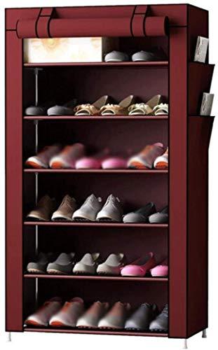 YLCJ Schoenenkast eenvoudige opbergdoos voor schoenen, kast, kast, kast, kledingkast met meerdere lagen (kleur: #2)