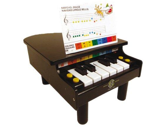 REIG 7091 - Il Mio Primo Pianoforte a Coda, in Legno
