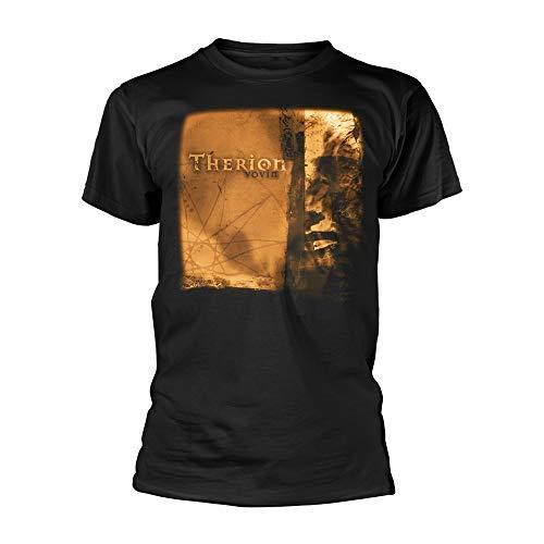 Therion Vovin A offiziell Männer T-Shirt Herren (Large)