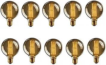 ايديسون مصباح هالوجين كروي,اصفر