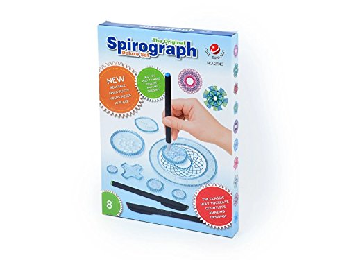Spirograph Spiral Drawing Spielzeug Set Für Erwachsene und Kinder