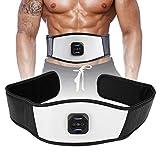 Adelgazar masaje cinturón eléctrico ajustable abdominal músculo estómago cuerpo masa relajar cuerpo Slim FAT reducir correa vibración fitness Trainer