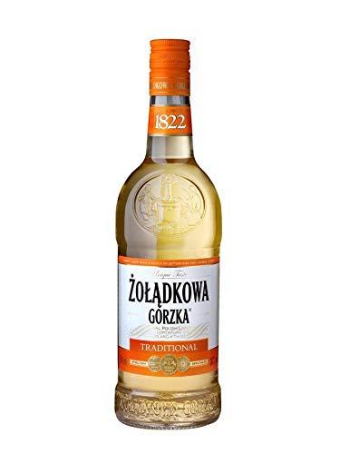 ZOLADKOWA GORZKA - Traditional - Vodka Aromatisée - 36% Alcool - Origine : Pologne - Bouteille Vodka 70 cl
