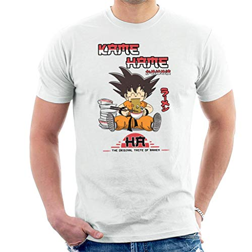 Cloud City 7 Kame Hame Ramen Shop Dragon Ball Z Men's T-Shirt