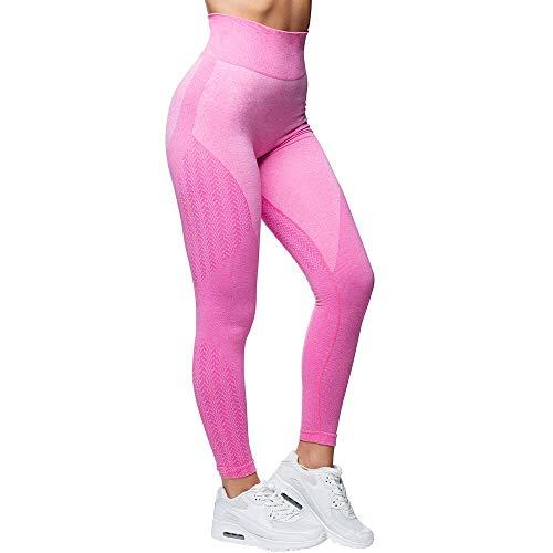 Anarchy Apparel Seamless Leggings, Wabisabi, pink Größe M