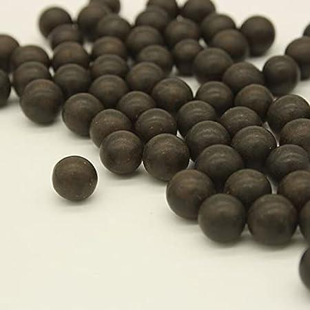 100 g de 8 mm al Aire Libre conlinges Cuentas de rodamientos conlingshot Bola de Cuentas de Lodo Ammo Slingshot Balls (Color : As Shown)
