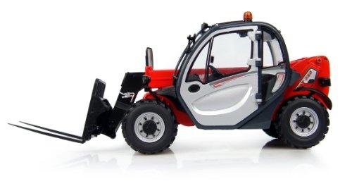 Universal Hobbies 2924 - Sammlermodell Manitou MT 625T comfort mit Gabel 1/32 aus Metall