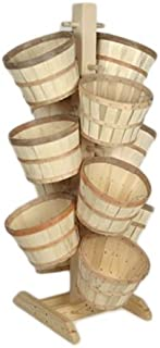 bushel basket display
