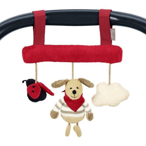 sterntaler 36327 - Hanno Hund Spielzeug für die Babyschale (NEU 2013)