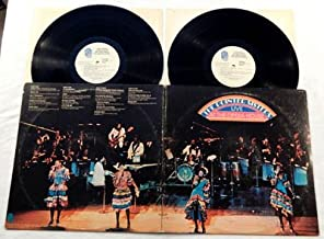 "The Pointer Sisters Live At The Opera House Double LP - Blue Thunb Records 1974 - ""Yes We Can Can"" ""Salt Peanuts"""