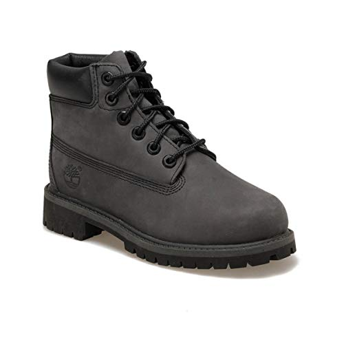 Timberland 6 In Premium Wp Boot gesmeed ijzer 31 EU (13 US / 12.5 UK) (Kinderen)