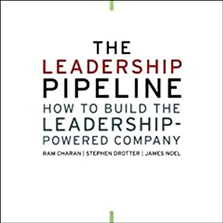 The Leadership Pipeline audiobook cover art
