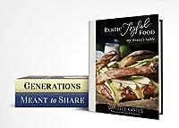 Rustic Joyful Food Cookbook Set