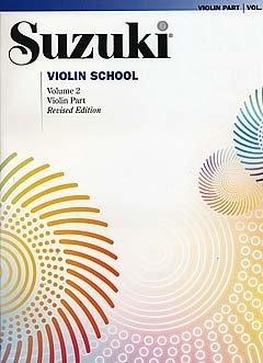 VIOLIN SCHOOOL 2 - REVISED EDITION - geregeld voor viool [noten / Sheetmusic] Component: SUZUKI SHINICHI