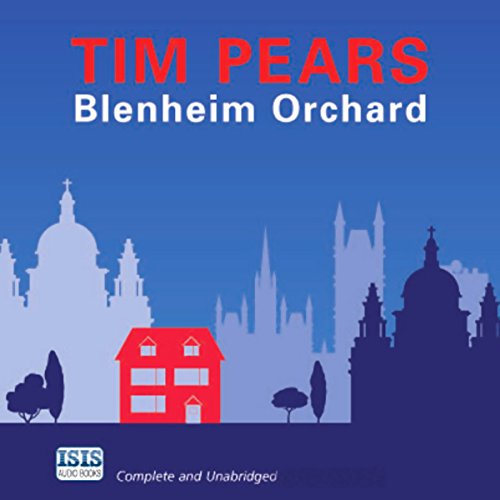 Blenheim Orchard audiobook cover art