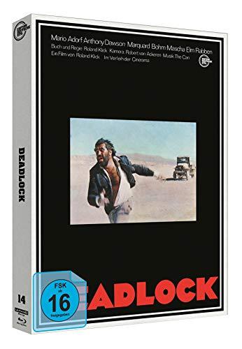 Deadlock - Cover B - Limited Edition auf 500 Stück - EDITION DEUTSCHE VITA #14 (+ 4K Ultra HD) Vollständig in 4k restauriert (+ Blu-ray 2D)