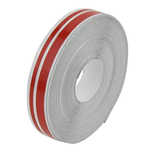 Uteruik Striping Streep Vinyl Tape Stickers 12mm voor Auto's Motorfietsen 1/2''/1.3cm, 1st