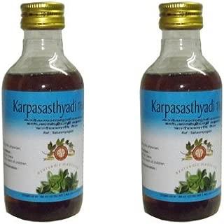 AVP Karpasasthyadi Thailam - 200ml (Pack of 2)