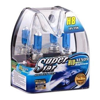 Unbekannt H8 Xenon Optik Halogen Lampen 8500K Super White Birnen