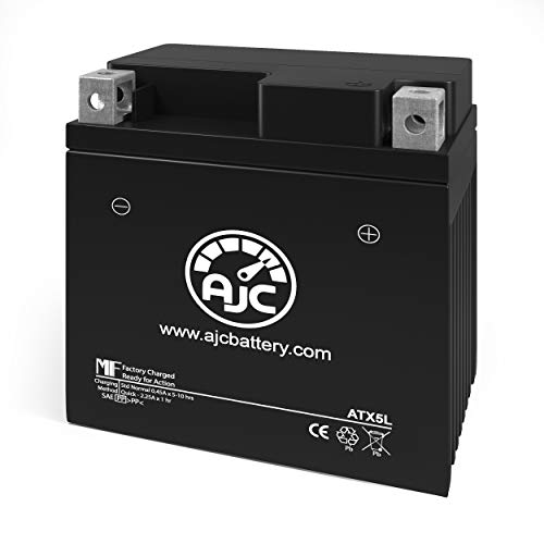 AJC ATX5L Powersports Replacement Battery
