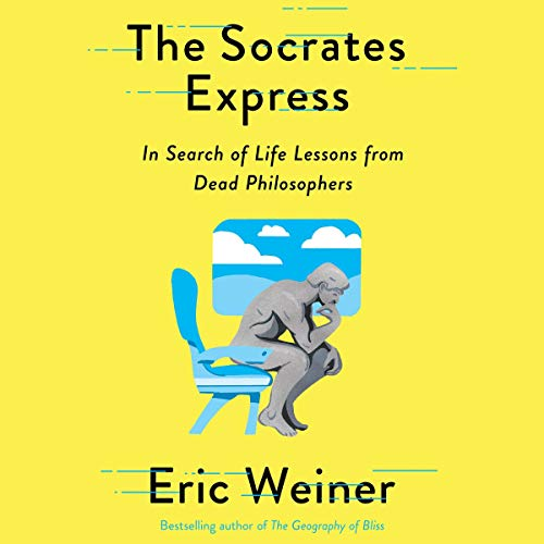 The Socrates Express audiobook cover art