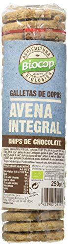 Biocop Galleta Copos Avena Int.Chips Choco Biocop 250G 200 g