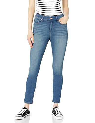 Gloria Vanderbilt Women's Comfort Curvy Skinny Jean, Salida, 4 Regular
