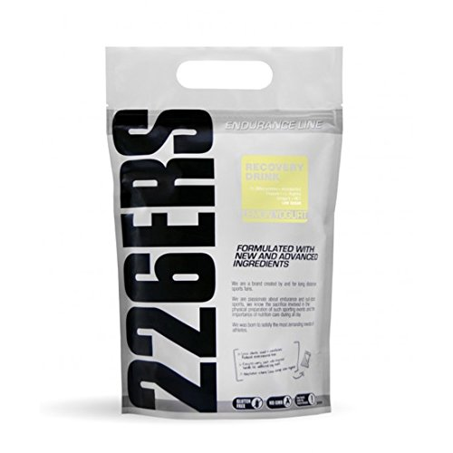226ERS Recovery Drink Recuperador Muscular, Sabor Yogurt de Limón - 1060 gr