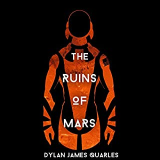 The Ruins of Mars audiobook cover art