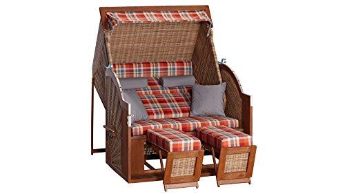 DEVIRES Strandkorb PURE® Comfort XL 429 - 3