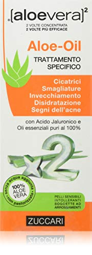 [aloevera]2 Zuccari Aloe-Oil - 50 Ml