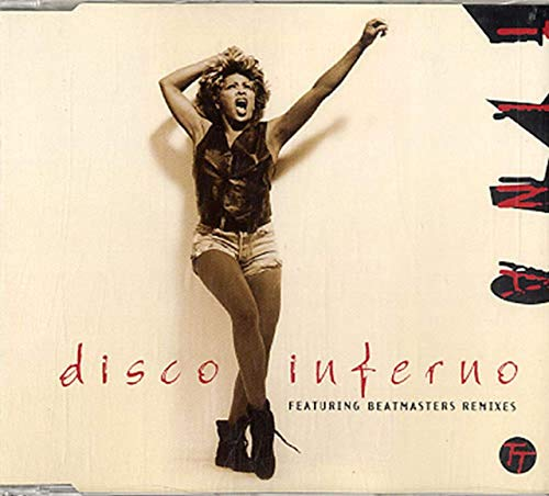 Disco inferno (incl. 3 versions, 1993)
