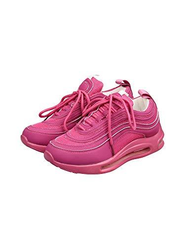 Zapatillas deportivas para mujer con amortiguación de aire, para actividades al aire libre, color, talla 41 EU