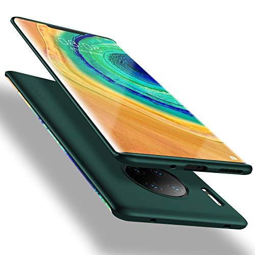 X-level Huawei Mate 30 Pro Hülle, [Guardian Serie] Soft Flex TPU Hülle Superdünn Handyhülle Silikon Bumper Cover Schutz Tasche Schale Schutzhülle für Huawei Mate30 Pro (5G) - Grün