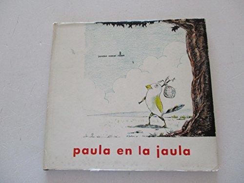 Paula en la jaula. Primera edición