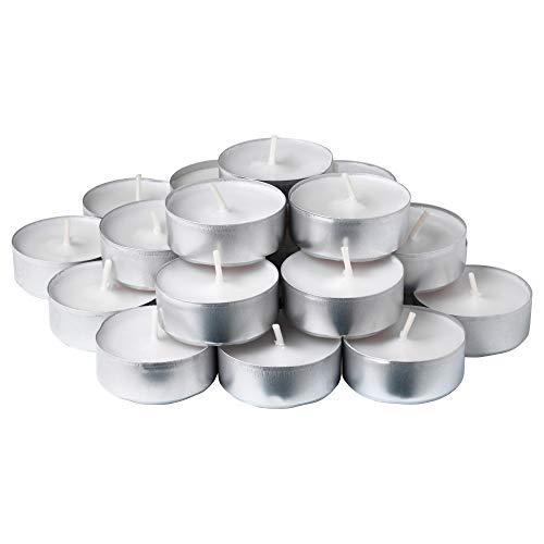 Ikea Smatrevlig Vanille et Sel de mer parfumée Bougie Chauffe-Plat Bougies – Lot de 24